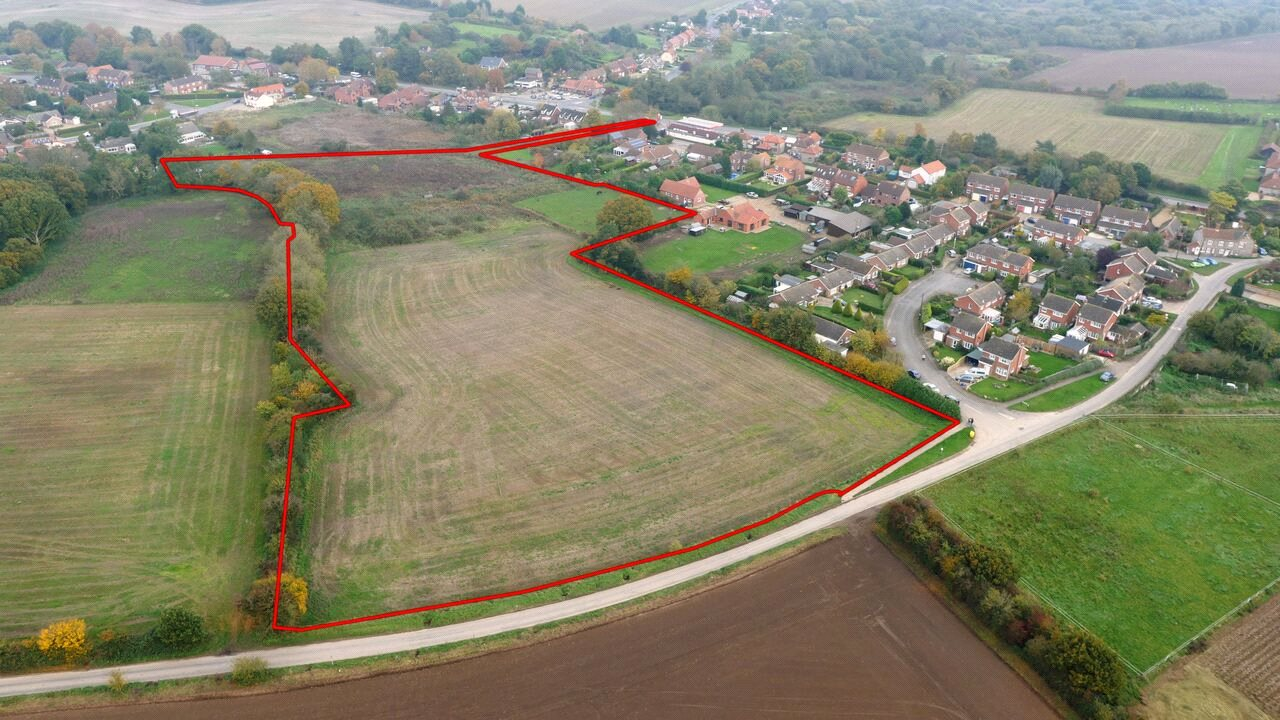 γη / παρτίδα για την Πώληση στο Back Lane, Roughton, Norwich, NR11 Norwich, Αγγλια