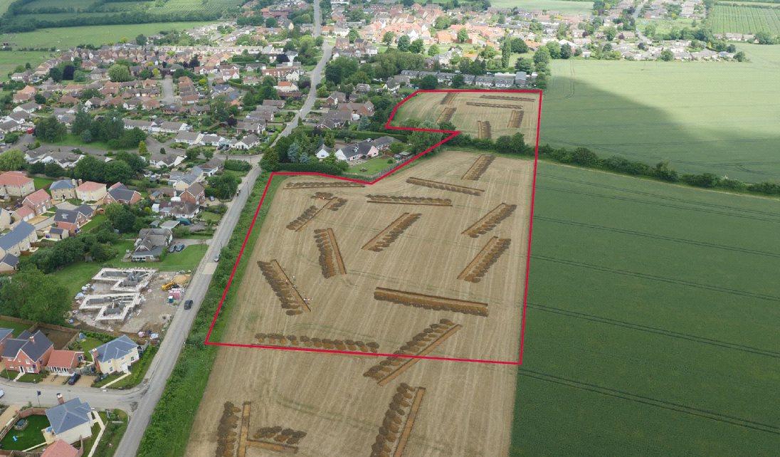 Land / Lot voor Verkoop een t Barrow, IP29 Engeland