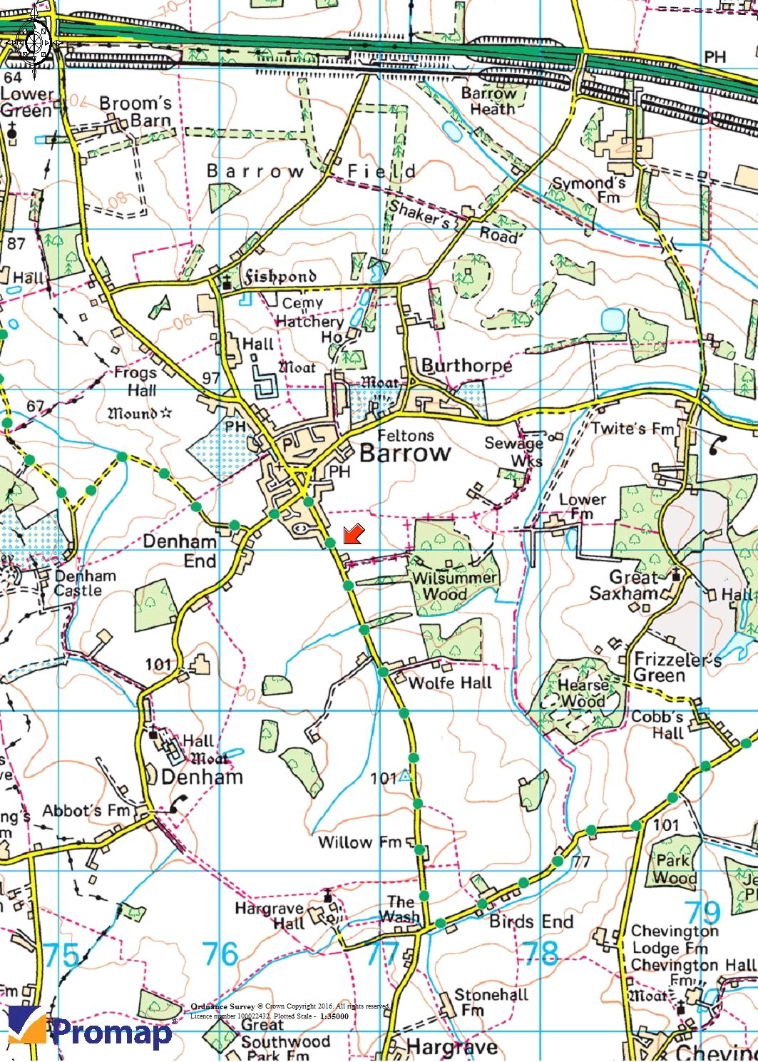Additional photo for property listing at Barrow, IP29 Inglaterra