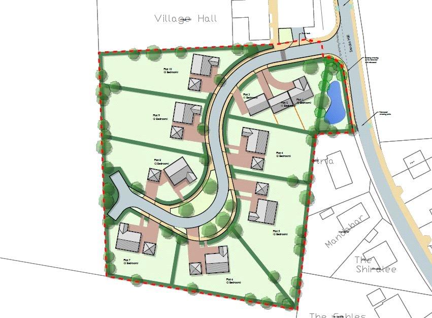 γη / παρτίδα για την Πώληση στο Land Off Stocks Hill, Bawburgh, Norwich, NR9 Norwich, Αγγλια
