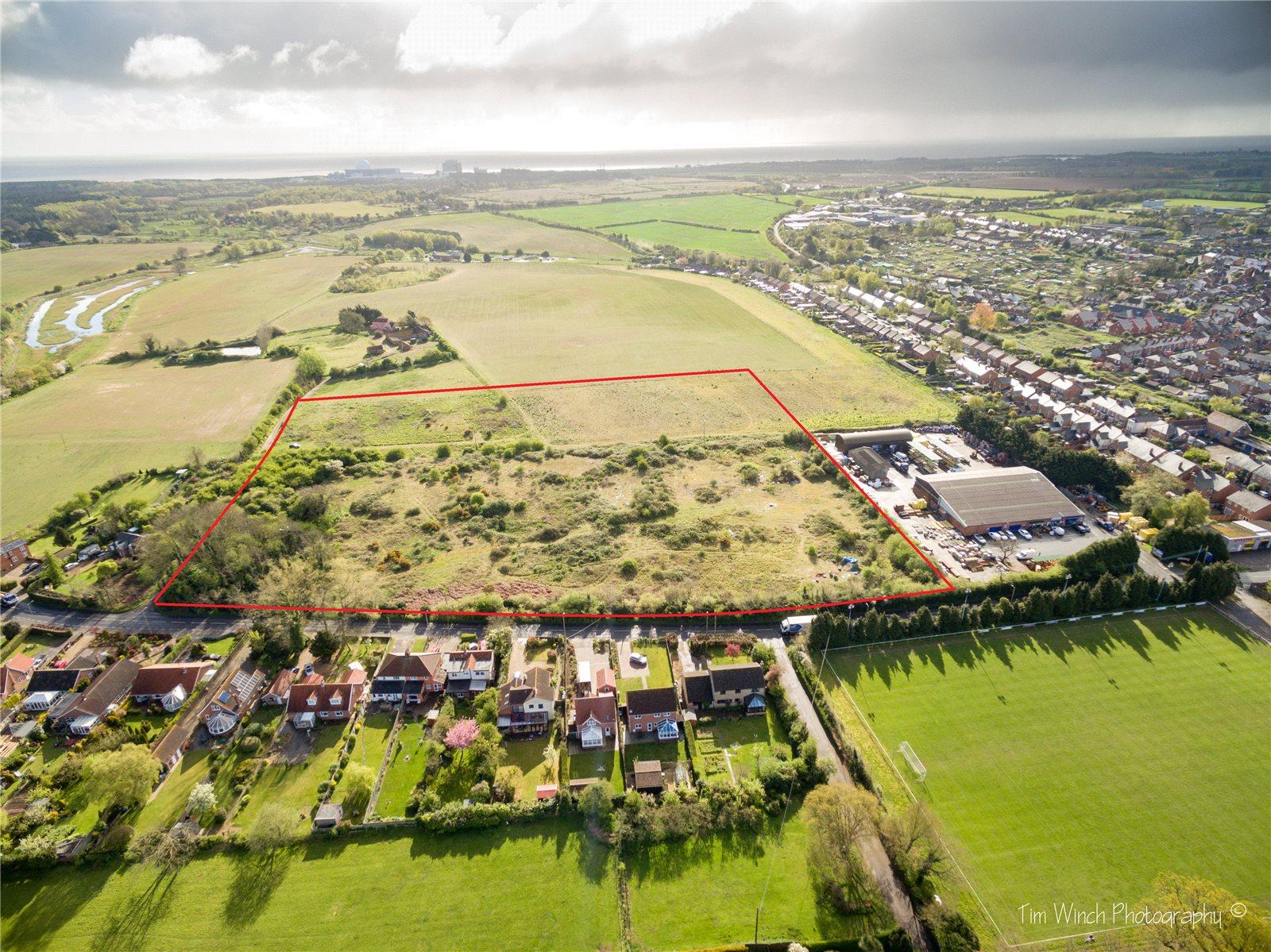 Land / Lot voor Verkoop een t Abbey Road, Leiston, IP16 Leiston, Engeland
