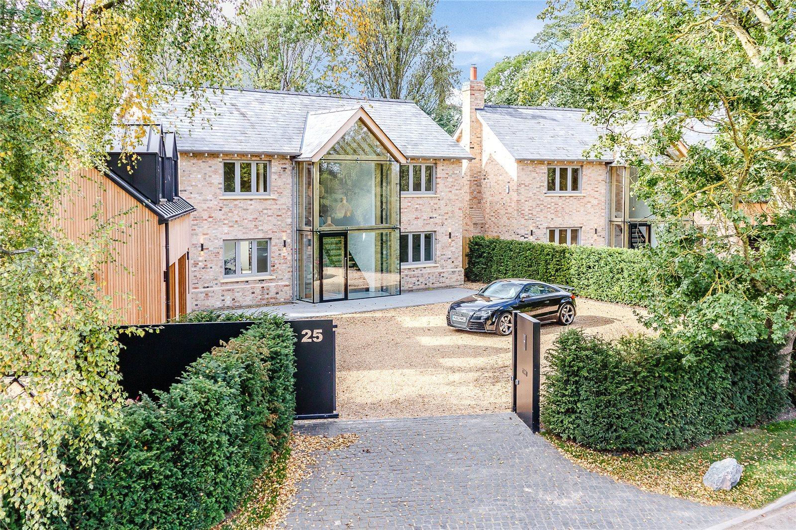 Eensgezinswoning voor Verkoop een t Comberton Road, Barton, Cambridge, CB23 Engeland