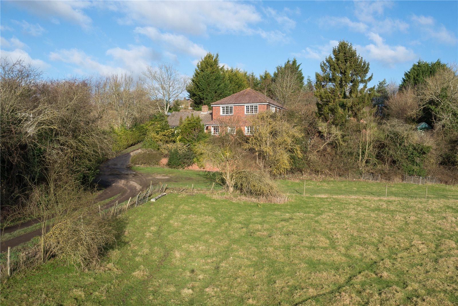 獨棟家庭住宅 為 出售 在 The Broadway, Petham, Canterbury, Kent, CT4 Canterbury, 英格蘭