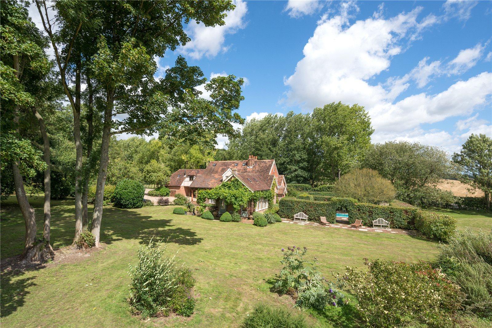Einfamilienhaus für Verkauf beim Evington Park, Elmsted, Ashford, Kent, TN25 Ashford, England