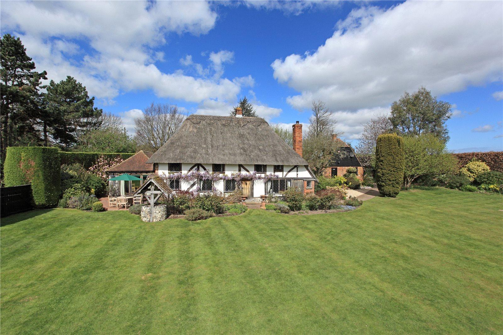獨棟家庭住宅 為 出售 在 Short Street, Chillenden, Canterbury, Kent, CT3 Canterbury, 英格蘭