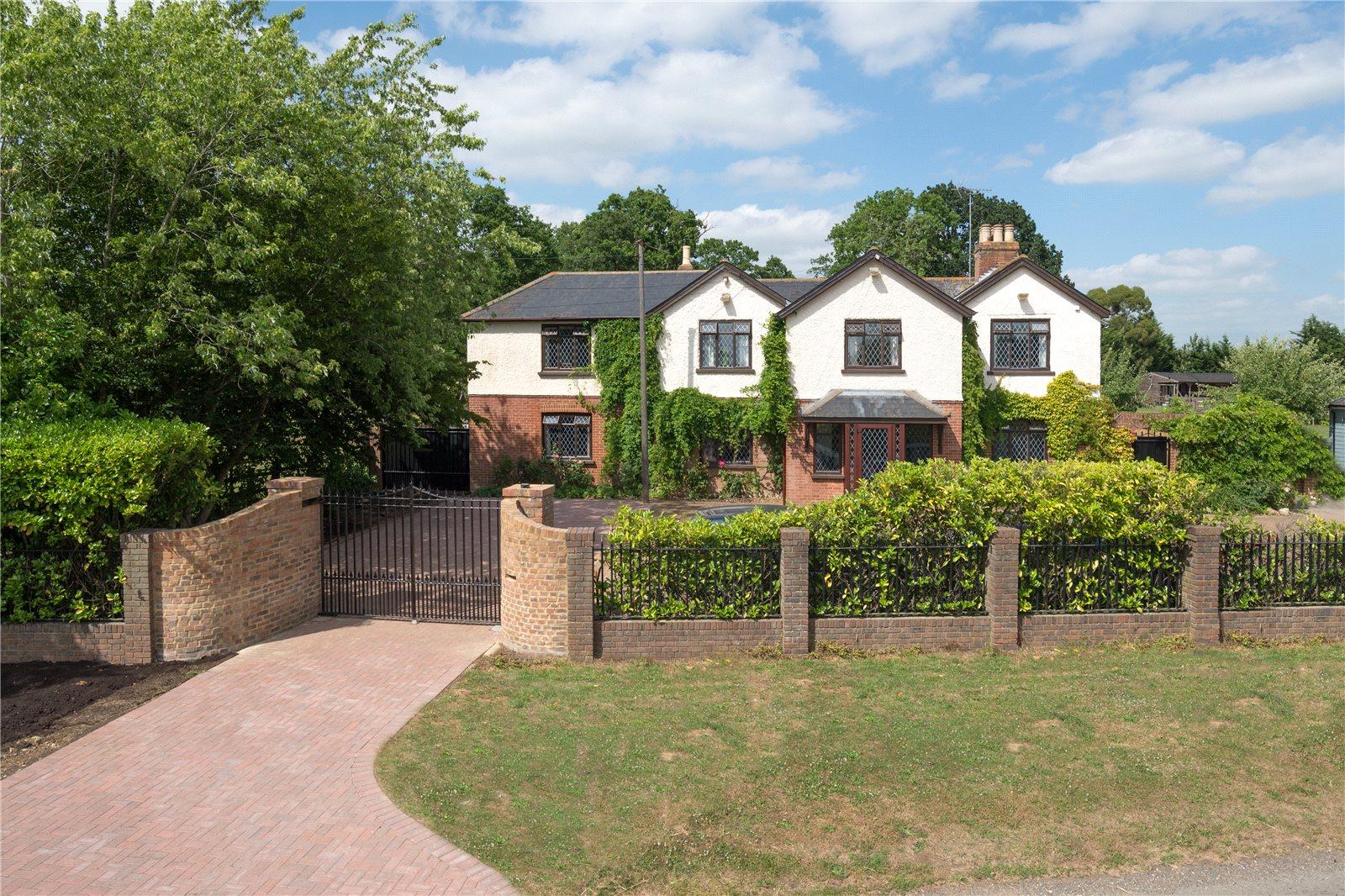Einfamilienhaus für Verkauf beim Smarden, Ashford, Kent, TN27 Ashford, England