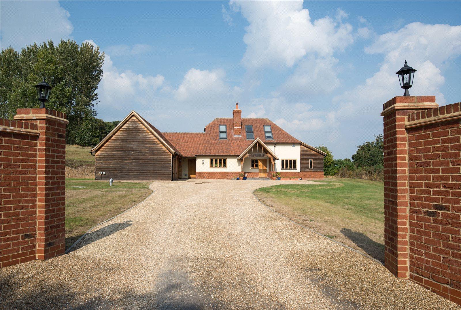 獨棟家庭住宅 為 出售 在 Munsgore Lane, Borden, Sittingbourne, Kent, ME9 Sittingbourne, 英格蘭