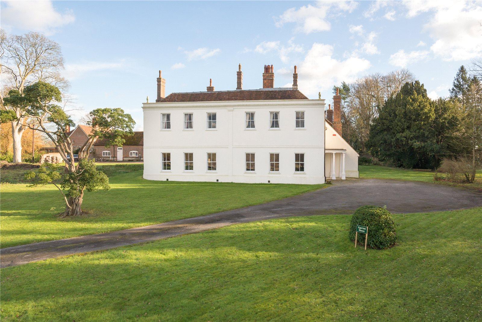 Single Family Home for Sale at Egerton House Road, Egerton, Ashford, Kent, TN27 Ashford, England