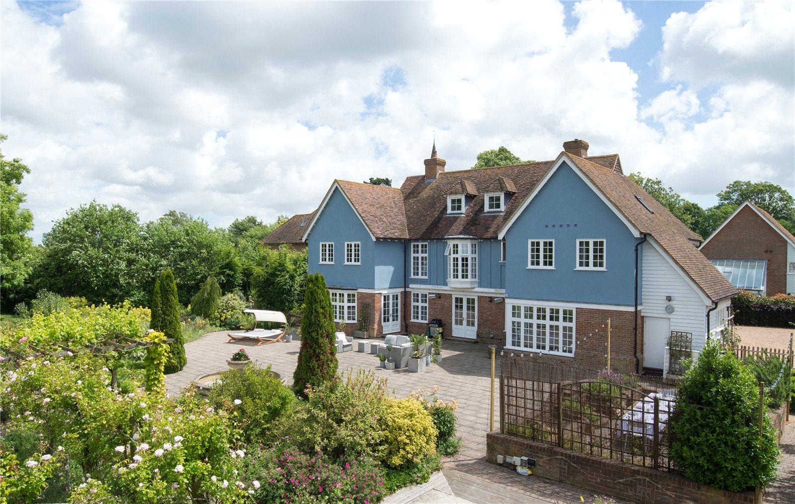 Tek Ailelik Ev için Satış at Ickham Court Farm, The Street, Ickham, Canterbury, CT3 Canterbury, Ingiltere