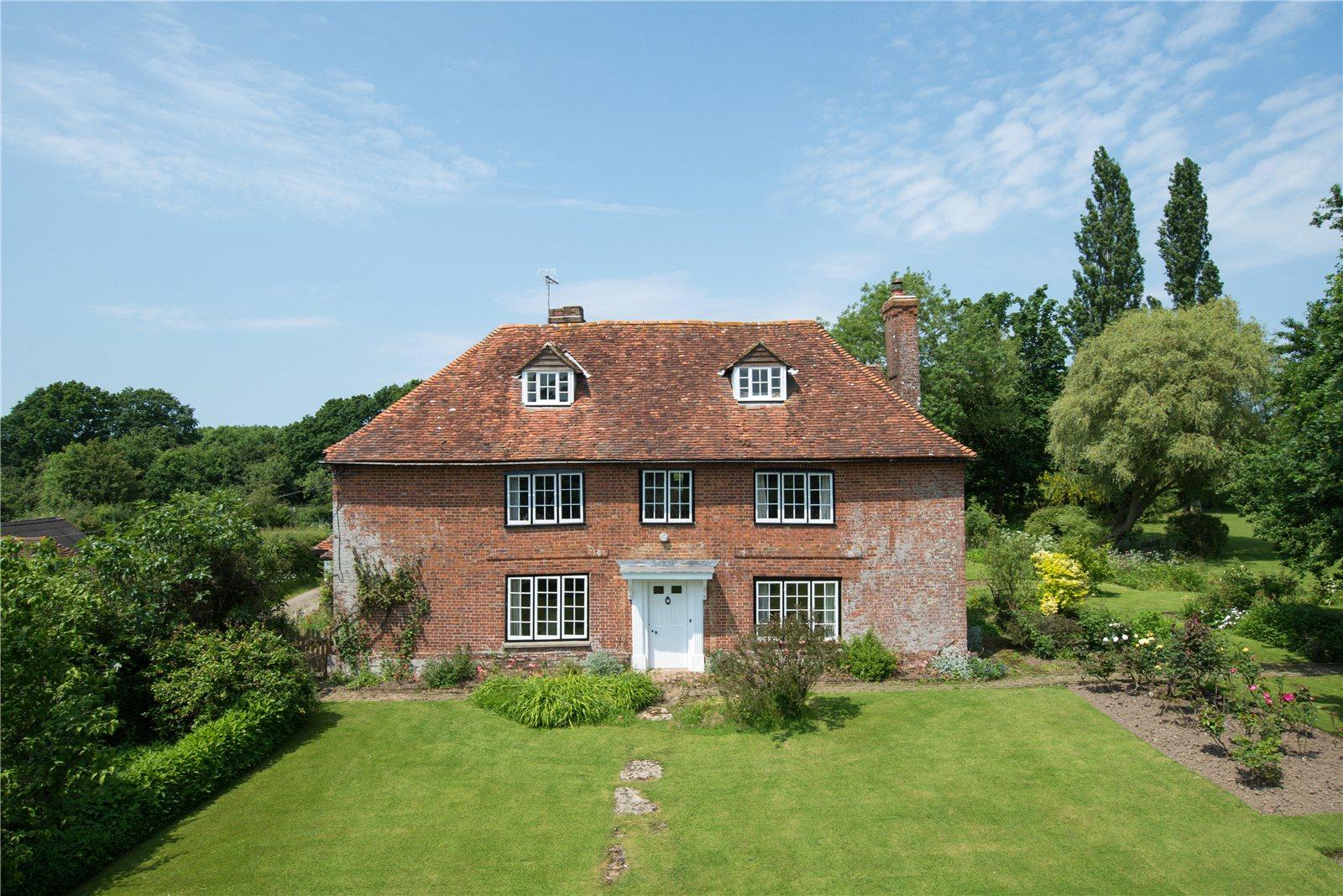 Частный дом для того Продажа на Bell Lane, Smarden, Ashford, Kent, TN27 Ashford, Англия