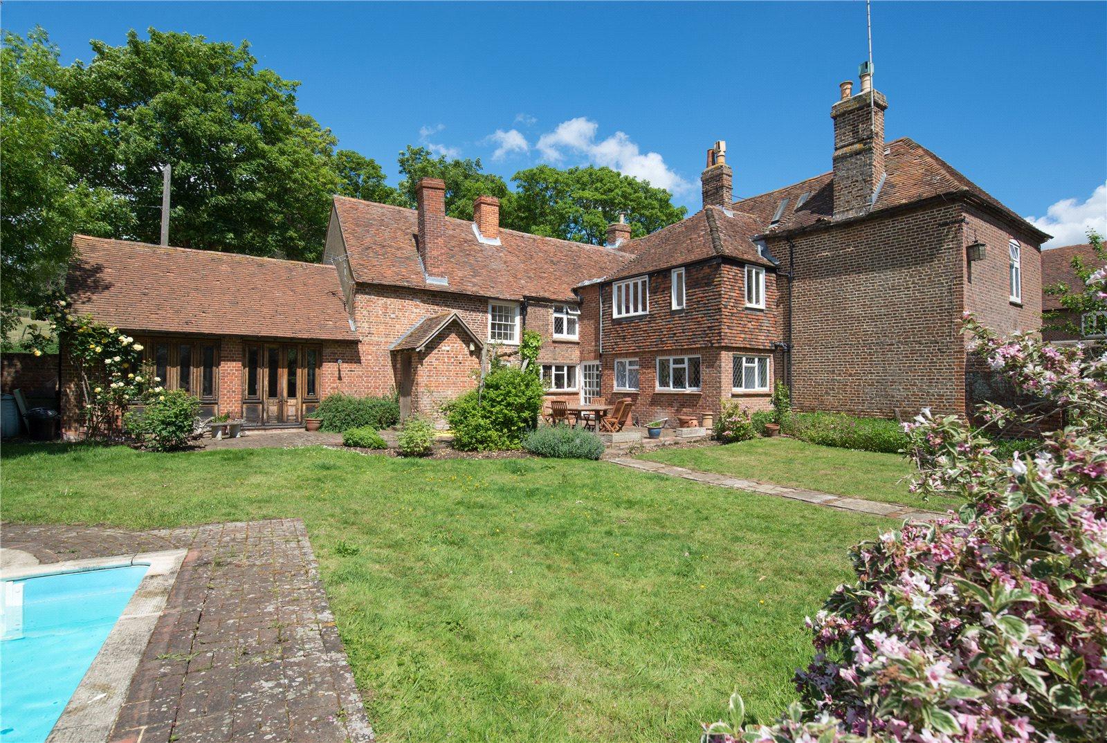 Casa para uma família para Venda às Ford Hill, Hoath, Canterbury, Kent, CT3 Canterbury, Inglaterra