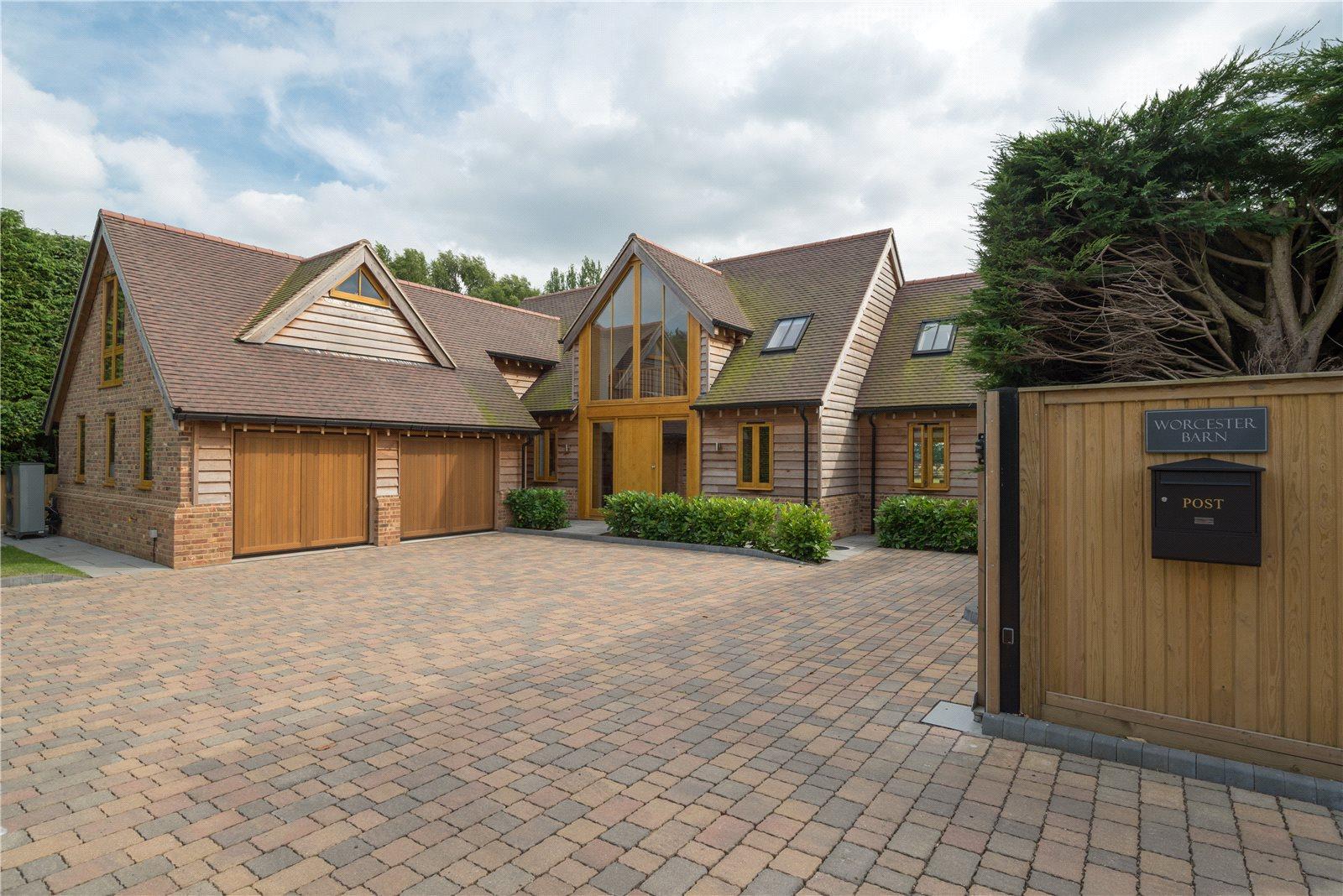 Tek Ailelik Ev için Satış at Worcester Lane, Canterbury, Kent, CT3 Canterbury, Ingiltere