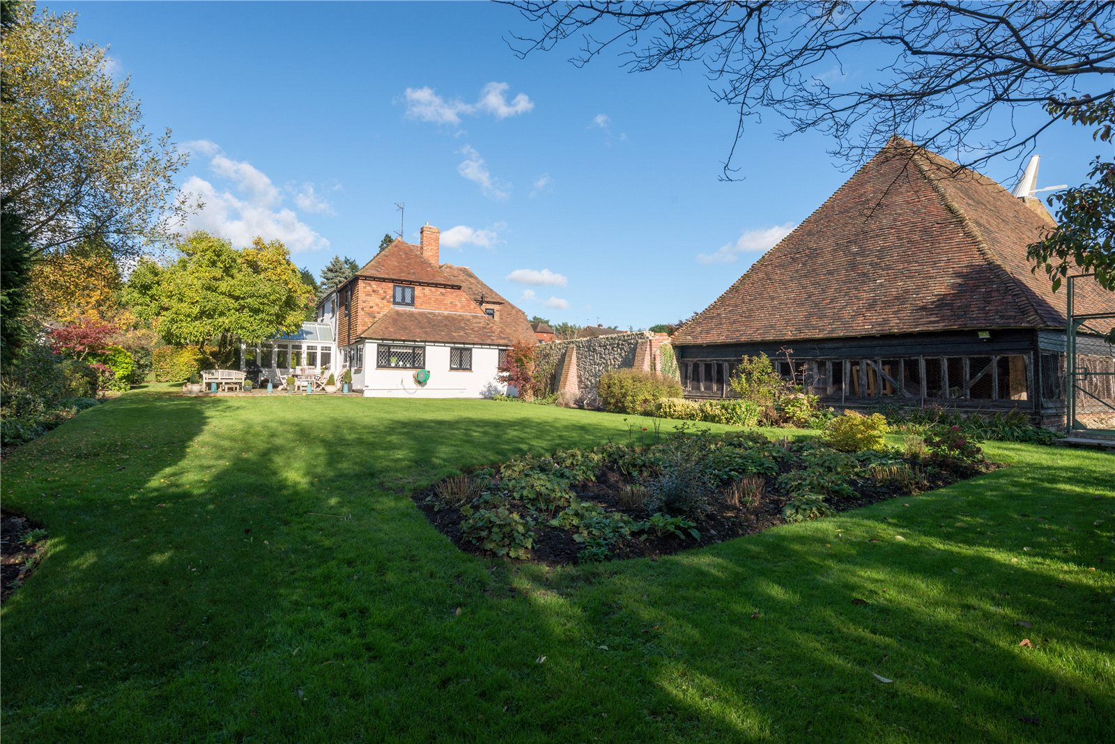Villa per Vendita alle ore The Street, Willesborough, Ashford, Kent, TN24 Ashford, Inghilterra