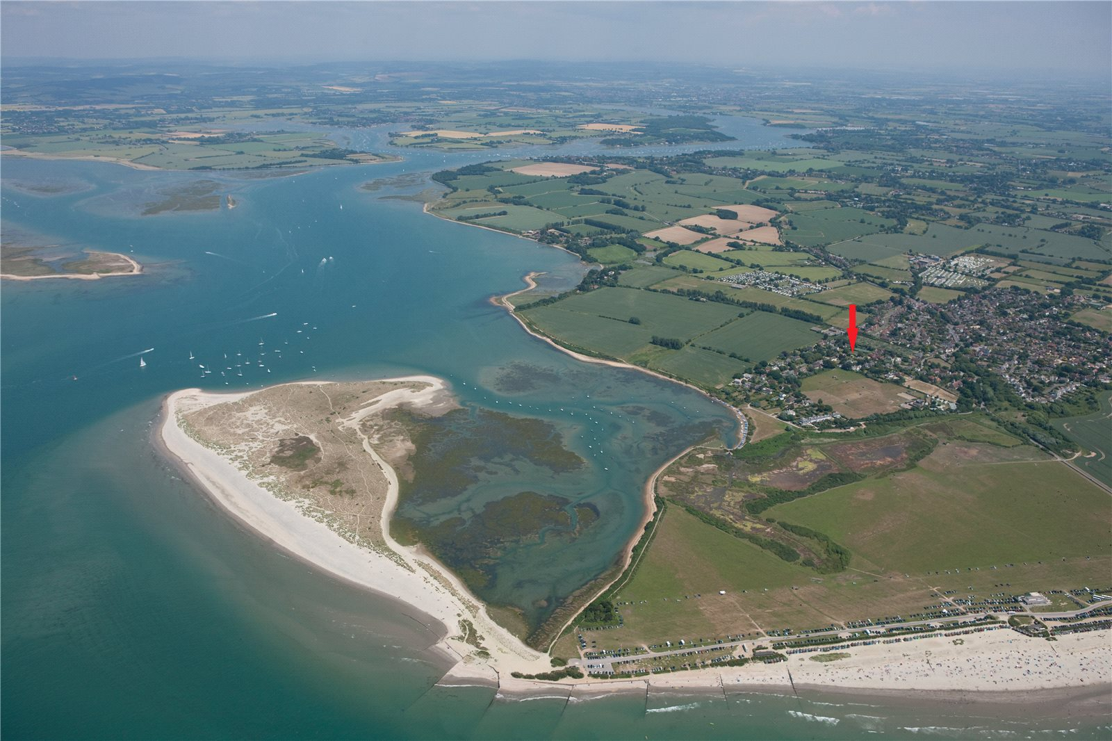 Additional photo for property listing at Roman Landing, West Wittering, Chichester, West Sussex, PO20 Chichester, 영국