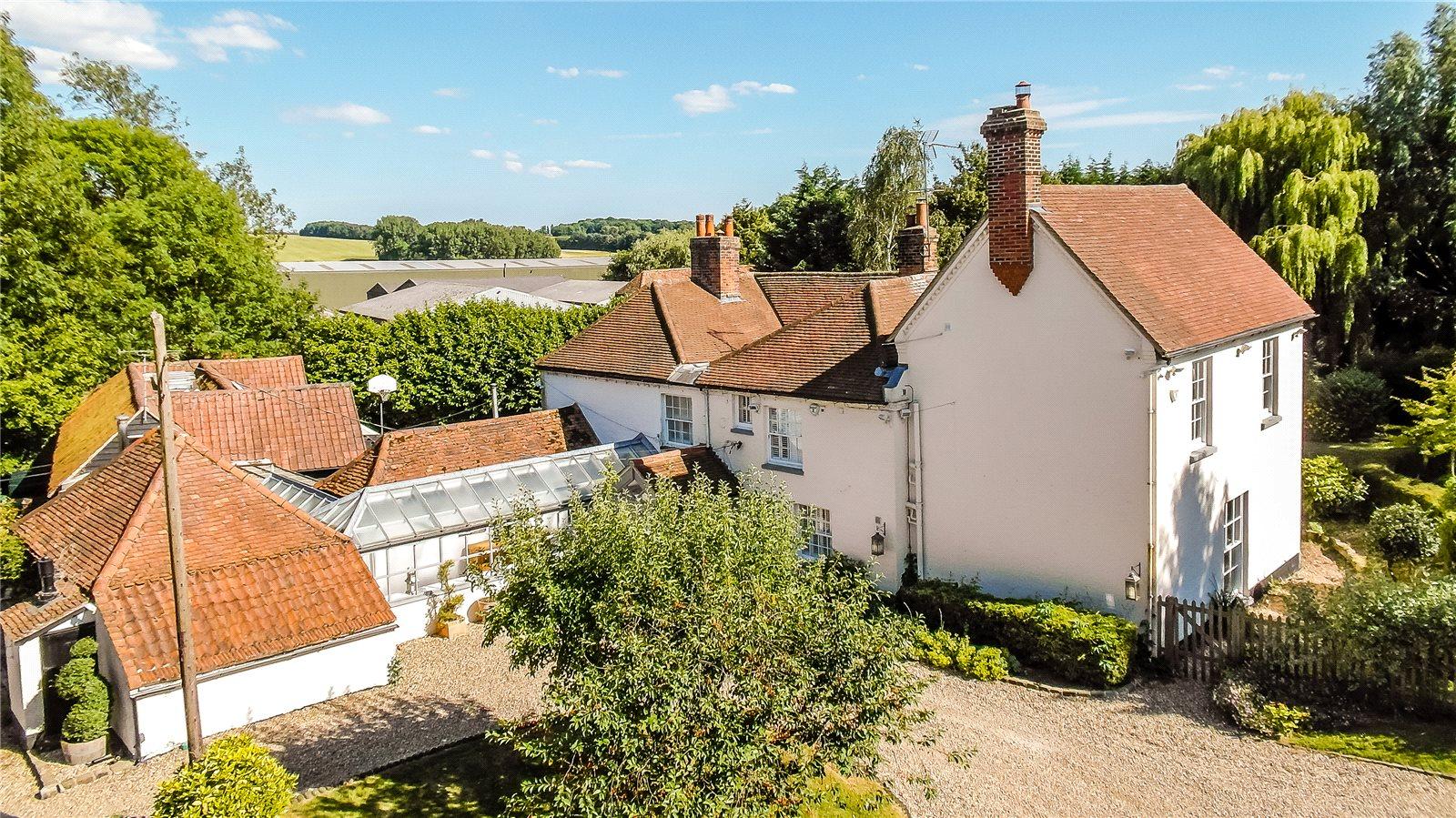 Einfamilienhaus für Verkauf beim Herons Lane, Fyfield, Ongar, Essex, CM5 Ongar, England