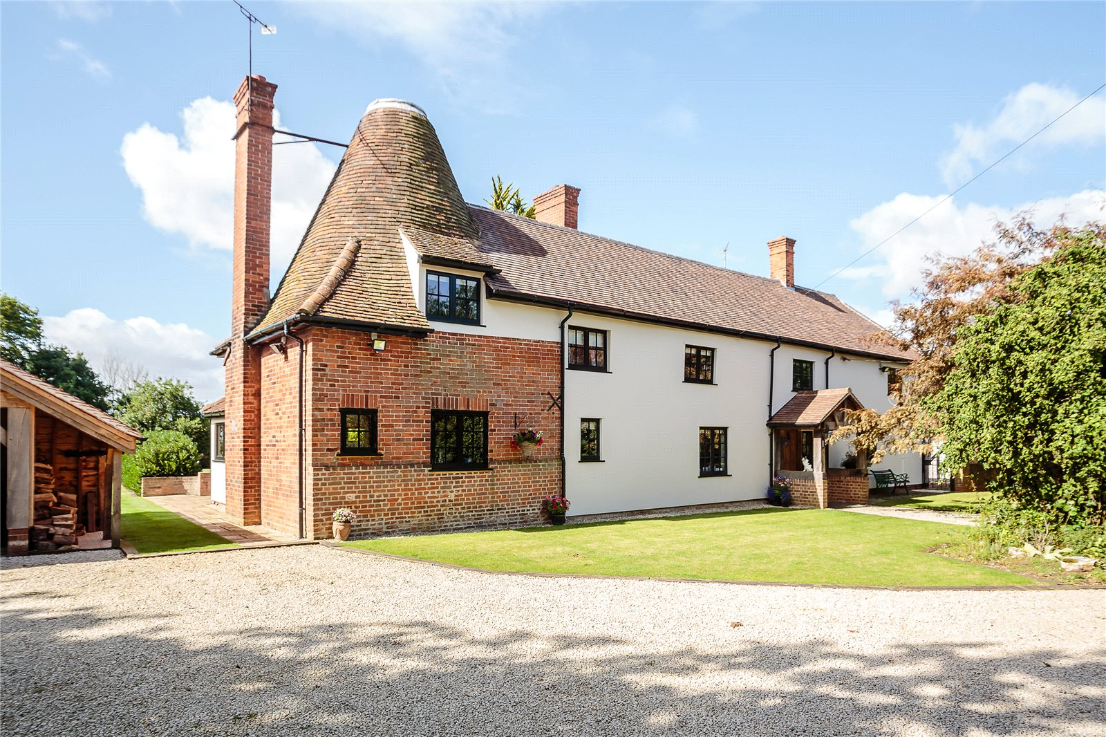 Casa Unifamiliar por un Venta en Mumfords Hill, Blackmore End, Braintree, Essex, CM7 Braintree, Inglaterra