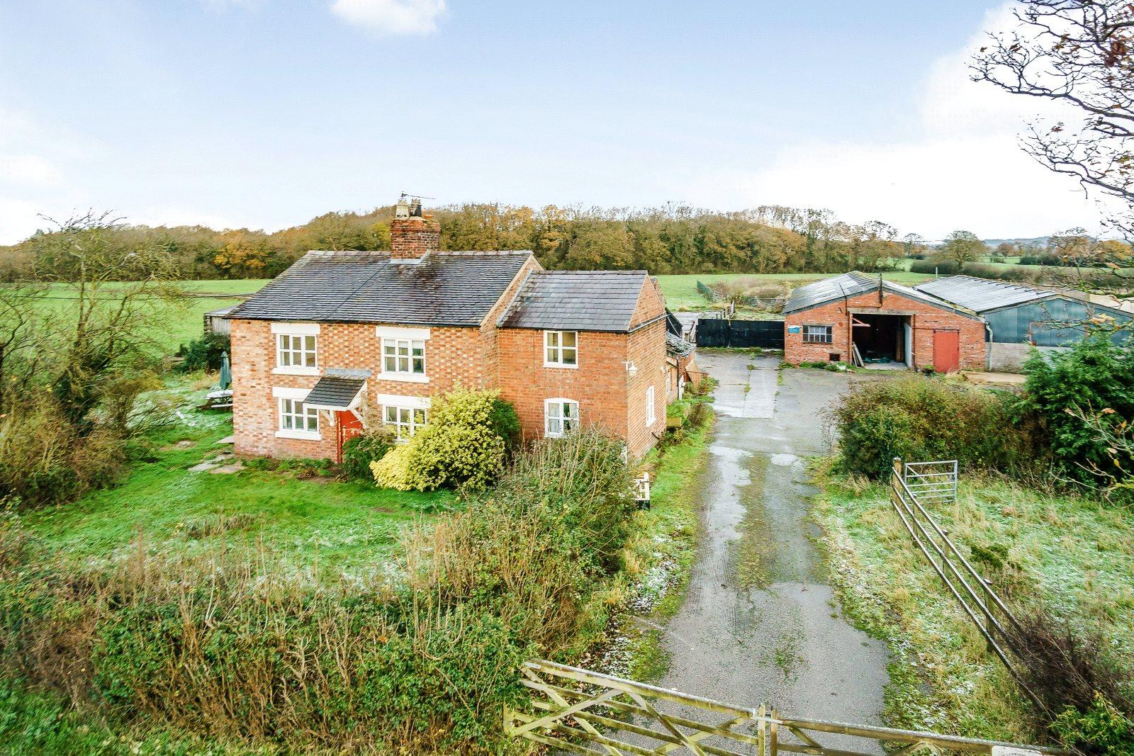Maison unifamiliale pour l Vente à Church Lane, Huxley, Chester, CH3 Chester, Angleterre