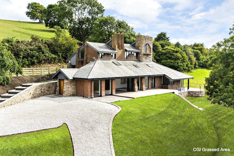 Maison unifamiliale pour l Vente à Llangwyfan, Denbigh, Denbighshire, LL16 Denbighshire, Wales