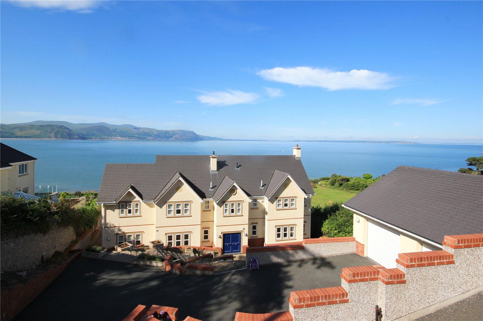 Maison unifamiliale pour l Vente à Llys Helyg Drive, Llandudno, Conwy, LL30 Conwy, Wales