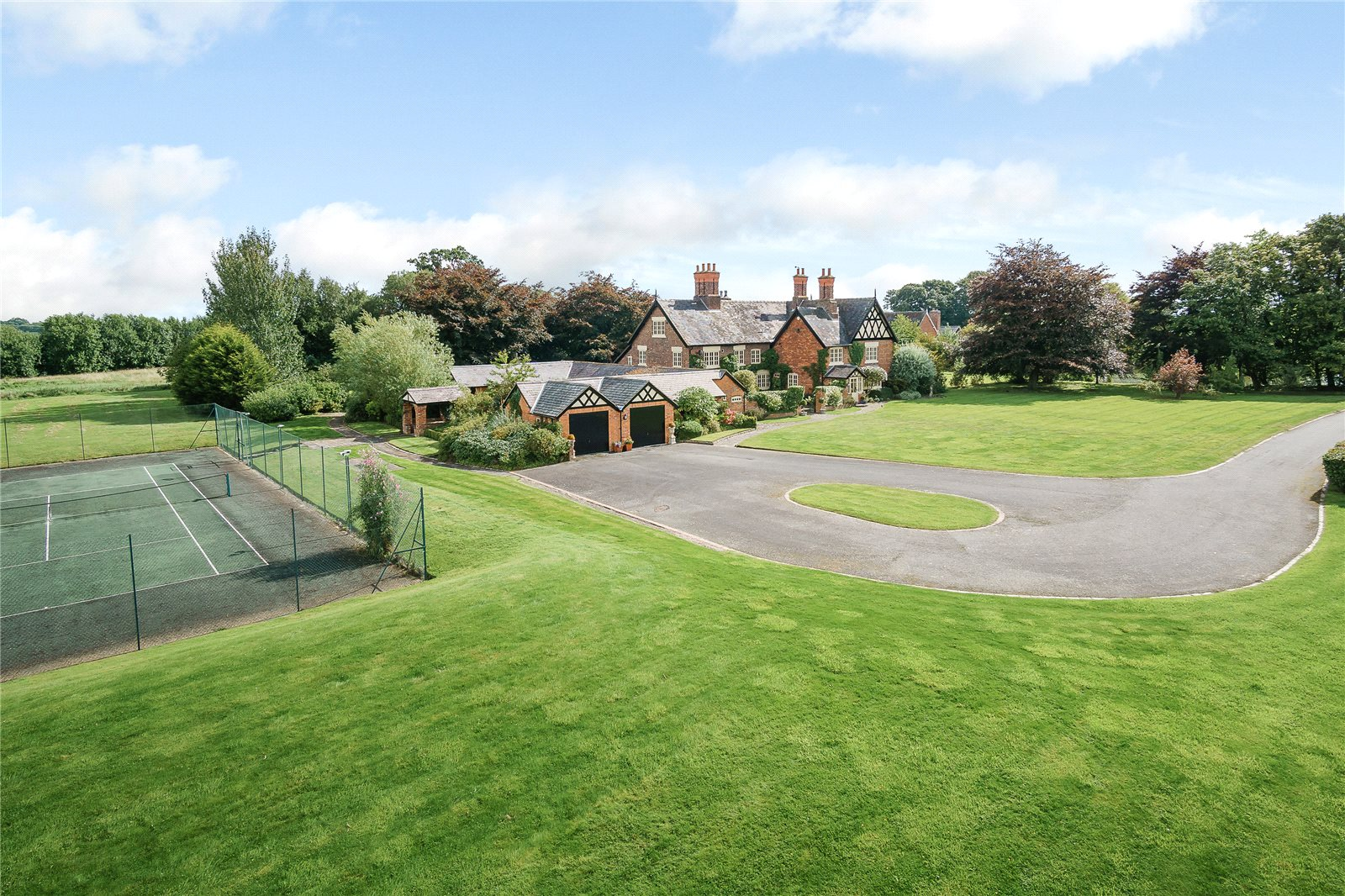 Additional photo for property listing at Beeston, Tarporley, Cheshire, CW6 Tarporley, Engeland