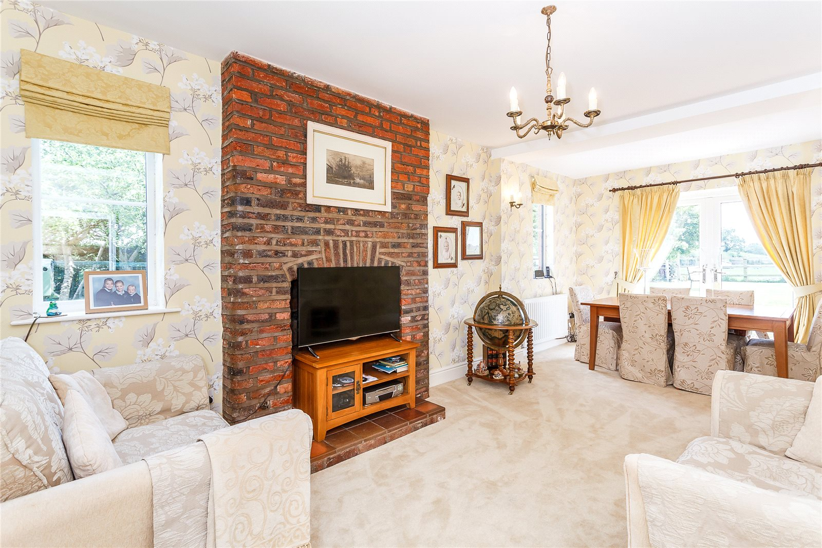 Additional photo for property listing at Aston Juxta Mondrum, Nantwich, Cheshire, CW5 Nantwich, England