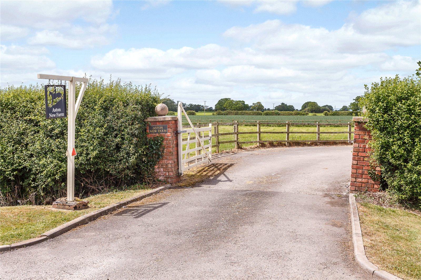 Additional photo for property listing at Aston Juxta Mondrum, Nantwich, Cheshire, CW5 Nantwich, Inglaterra