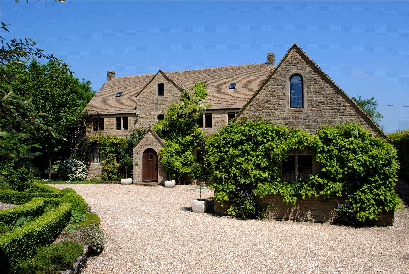 Maison unifamiliale pour l Vente à Fields Road, Chedworth, Cheltenham, Gloucestershire, GL54 Cheltenham, Angleterre