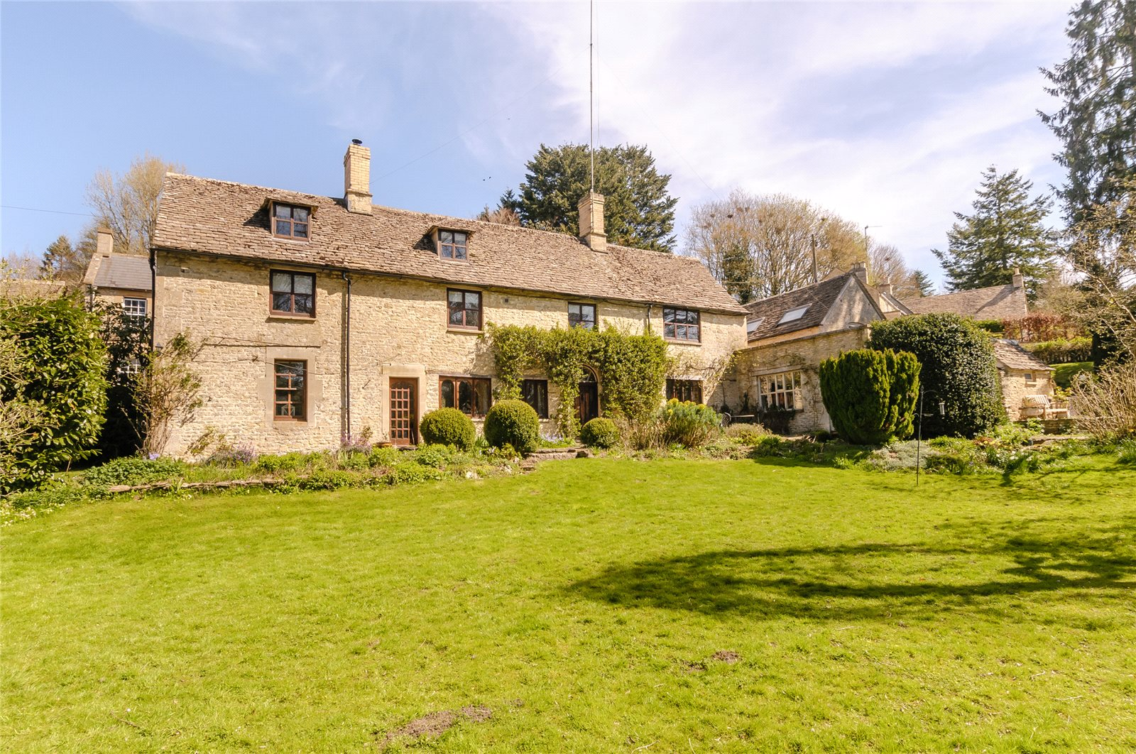 Μονοκατοικία για την Πώληση στο Fossebridge, Cheltenham, Gloucestershire, GL54 Cheltenham, Αγγλια