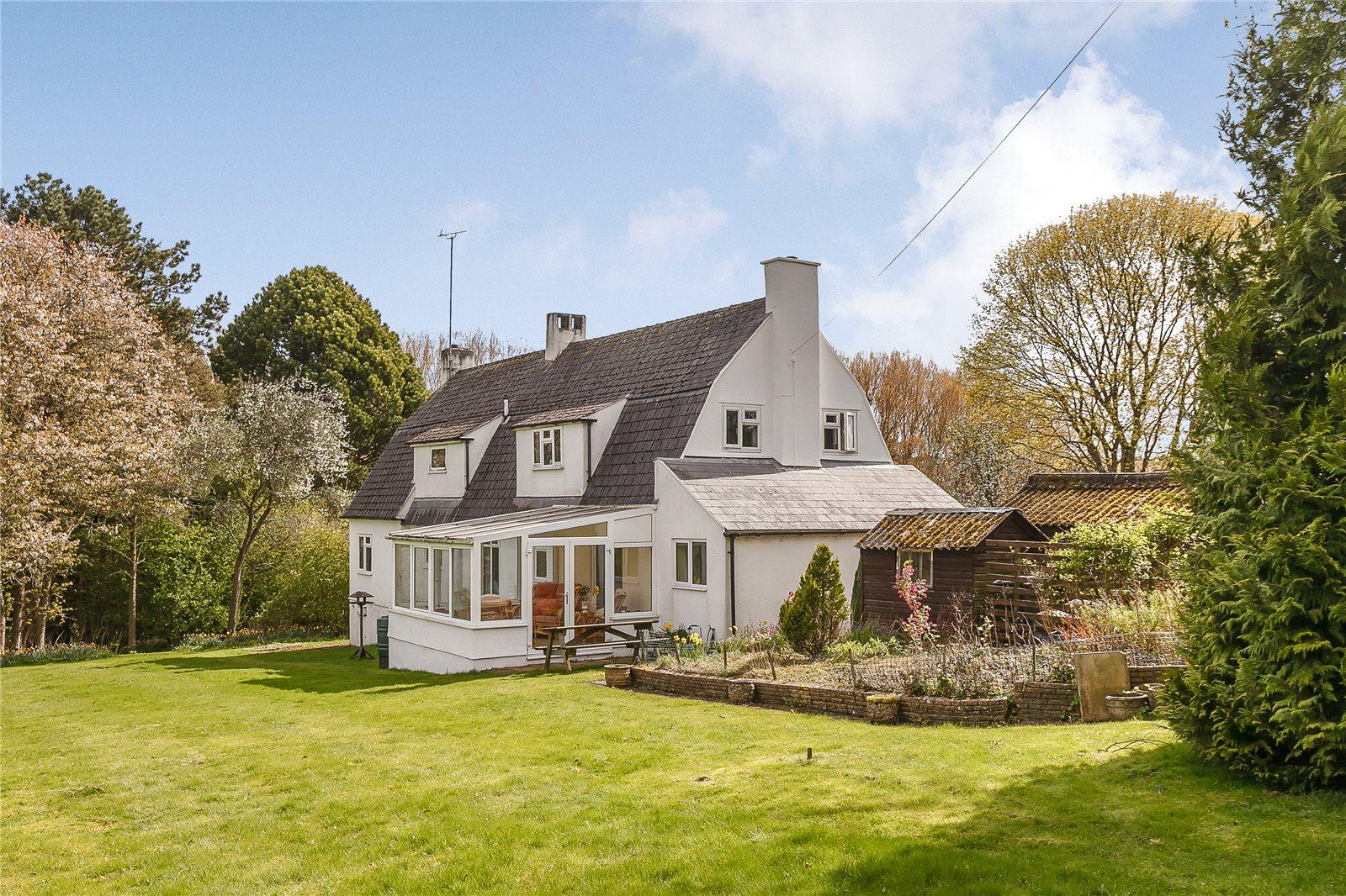 Tek Ailelik Ev için Satış at Perrotts Brook, Cirencester, Gloucestershire, GL7 Cirencester, Ingiltere