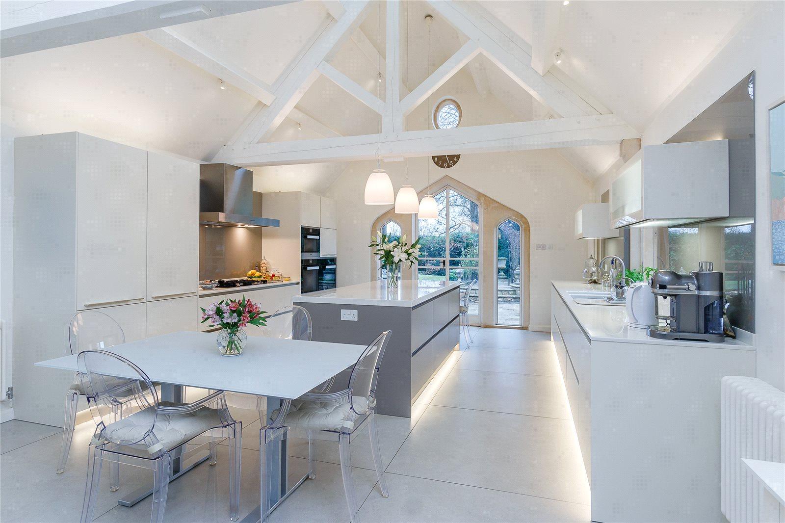 Netherton, Quenington, Cirencester, Gloucestershire, GL7: a luxury ...
