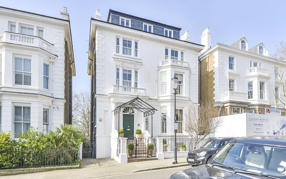 Phillimore Gardens, Kensington, London, W8 Property, London
