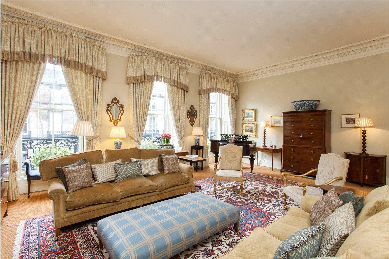 Additional photo for property listing at Chester Street, Edinburgh, EH3 Edinburgh, Schottland