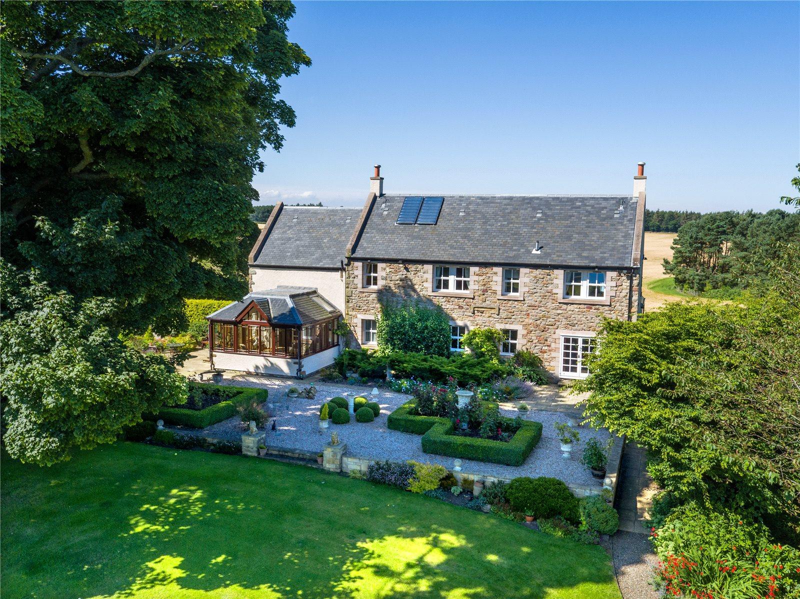 Maison unifamiliale pour l Vente à Humbie, East Lothian, EH36 East Lothian, Scotland