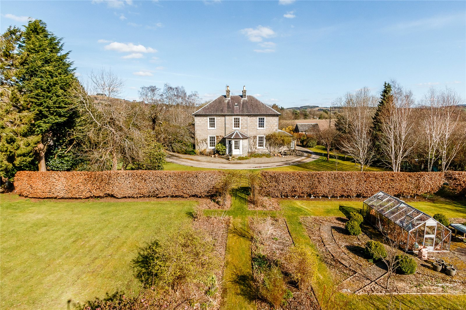 Single Family Home for Sale at Devon Road, Dollar, Clackmannanshire, FK14 Clackmannanshire, Scotland