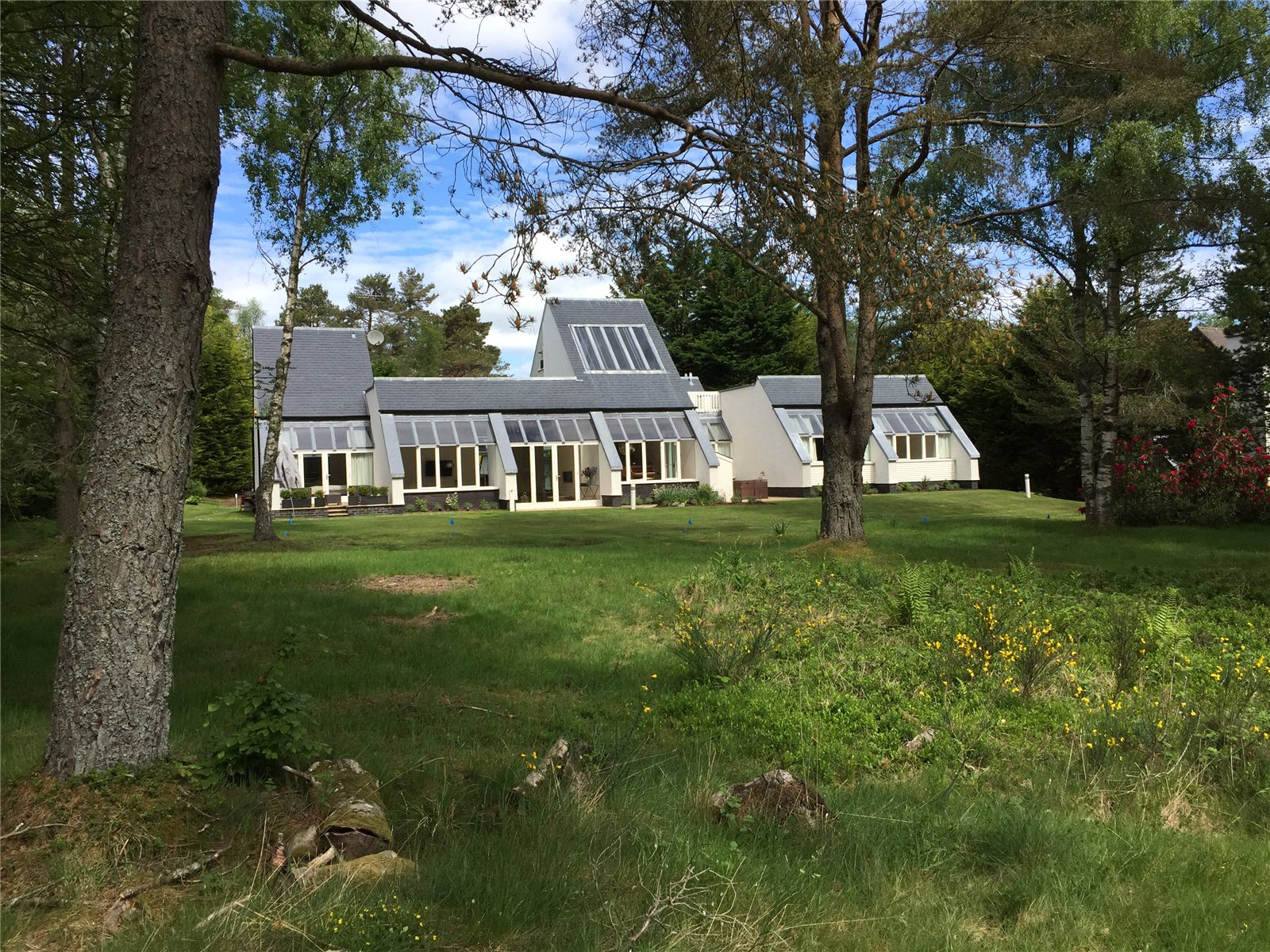 Single Family Home for Sale at Balmoral Court, Gleneagles Village, Auchterarder, Perthshire, PH3 Perthshire, Scotland