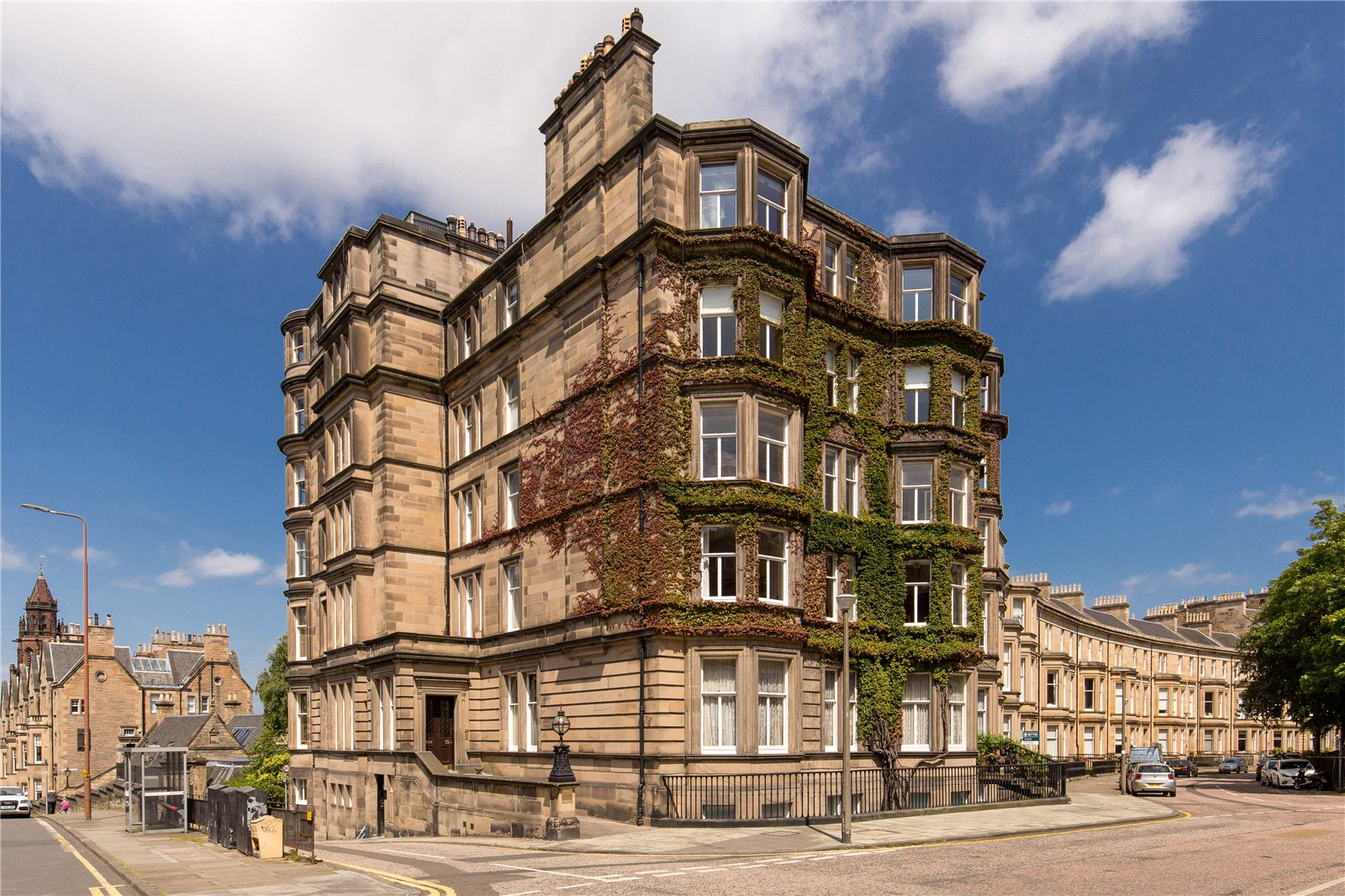 주거 부지 용 매매 에 Rothesay Terrace, Edinburgh, EH3 Edinburgh, Scotland