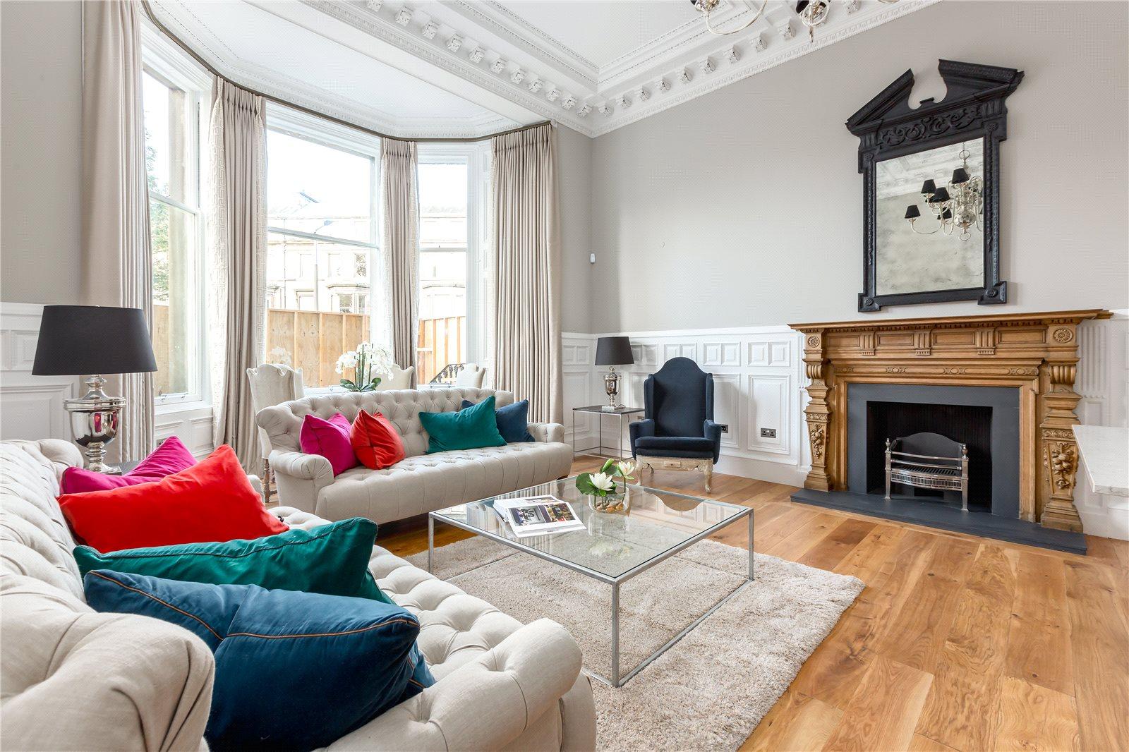 Wohnung für Verkauf beim Drumsheugh Gardens, Edinburgh, EH3 Edinburgh, Schottland