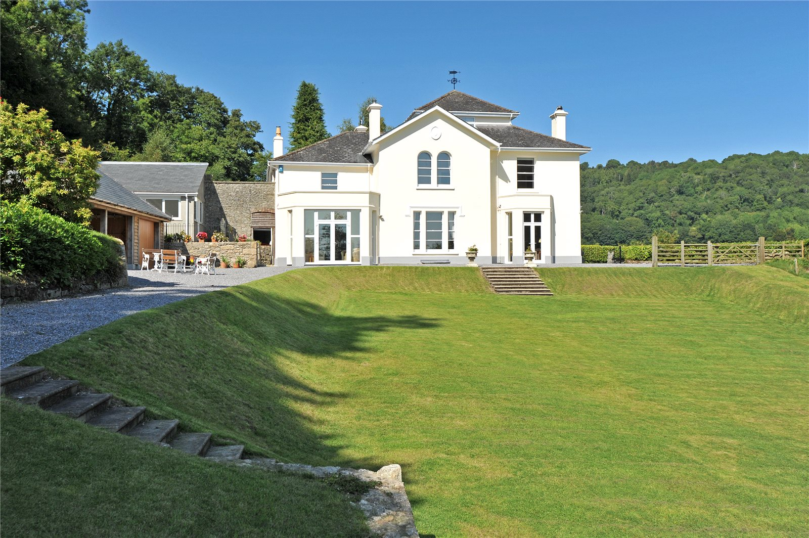 Single Family Home for Sale at Lustleigh, Newton Abbot, Devon, TQ13 Newton Abbot, England