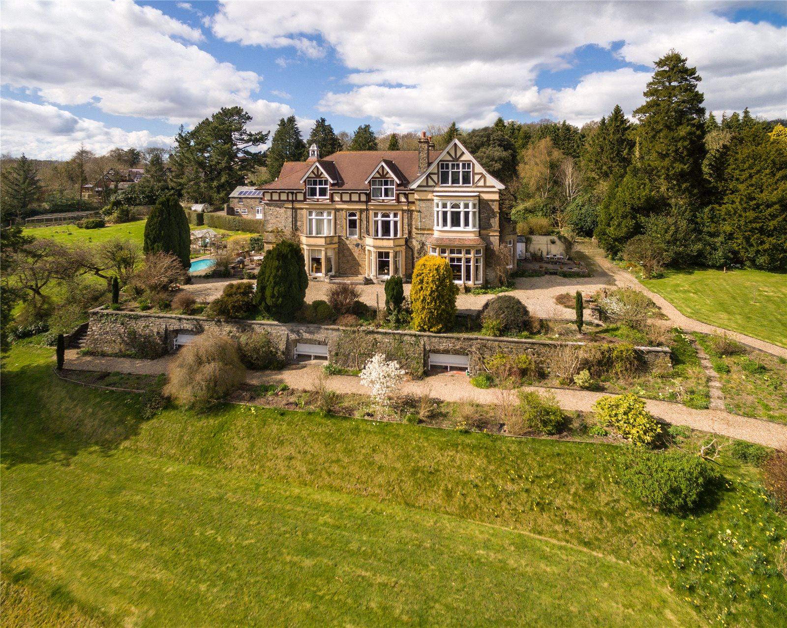 Single Family Home for Sale at Wonham, Bampton, Tiverton, Devon, EX16 Tiverton, England