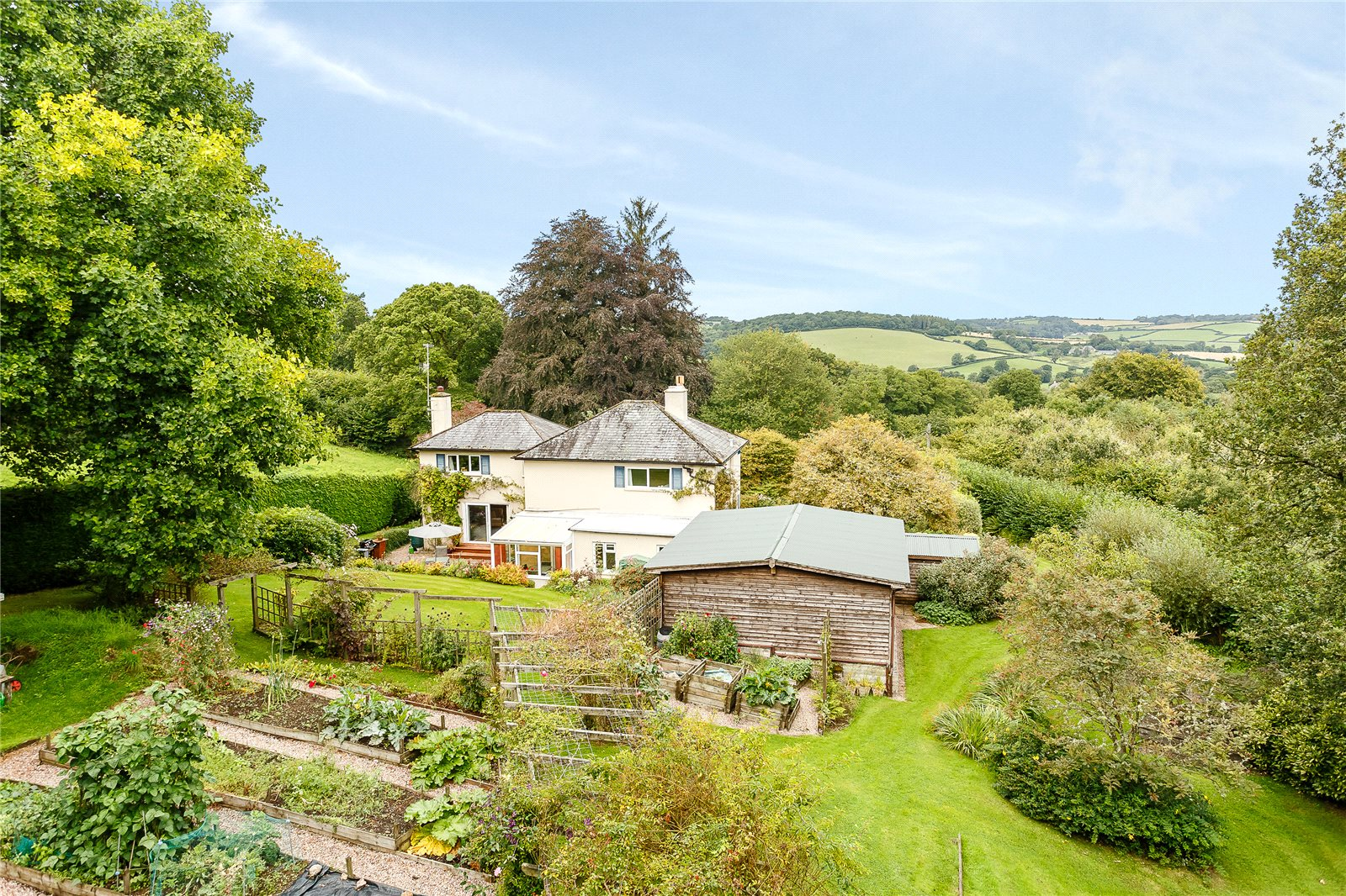 Additional photo for property listing at Chagford, Newton Abbot, Devon, TQ13 Newton Abbot, Англия