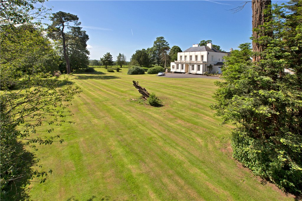 Single Family Home for Sale at Station Road, Broadclyst, Exeter, Devon, EX5 Exeter, England