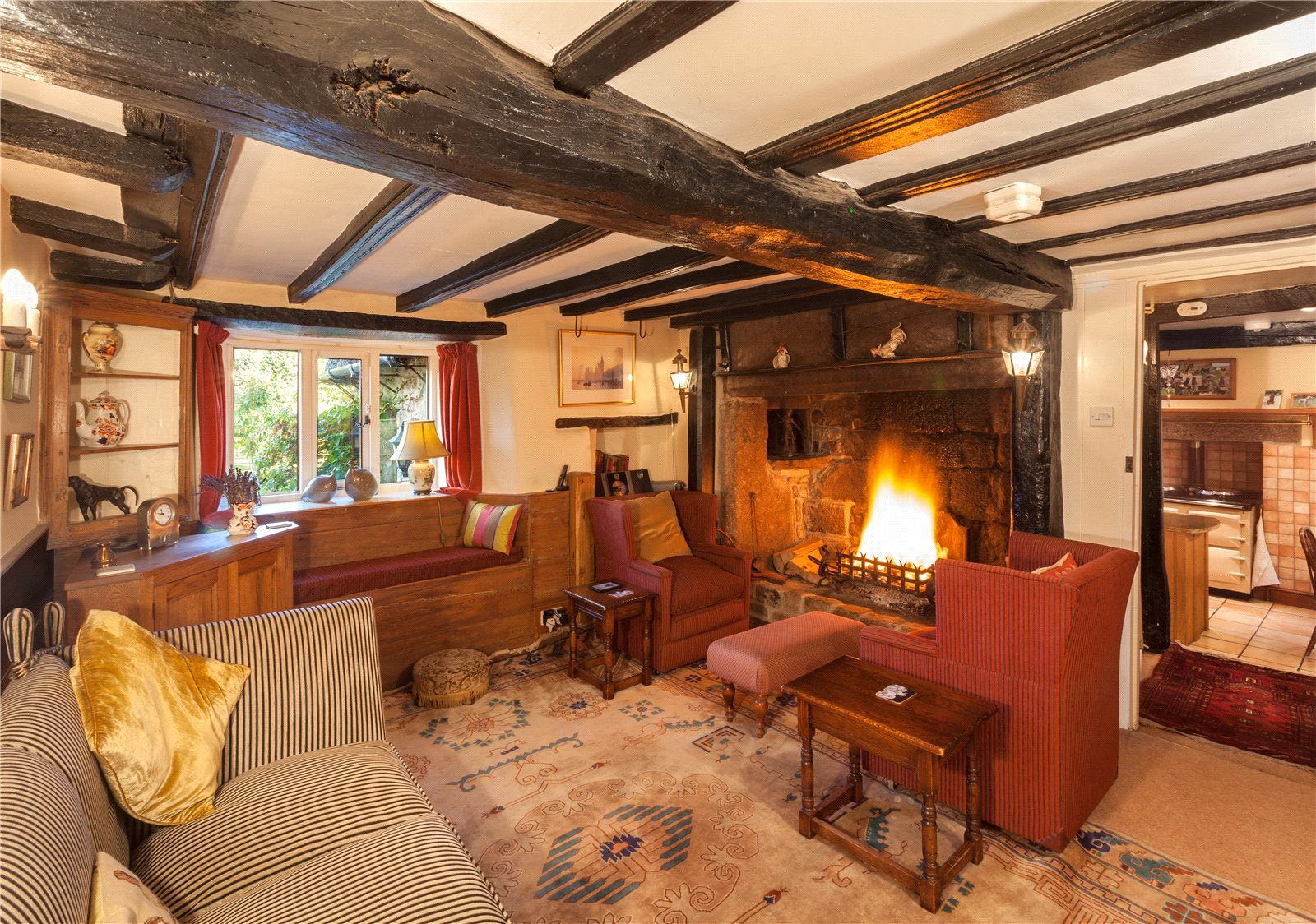 Casa Unifamiliar por un Venta en Chagford, Newton Abbot, Devon, TQ13 Newton Abbot, Inglaterra