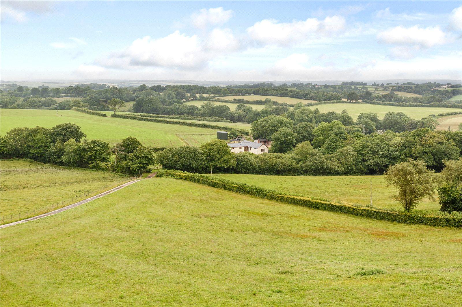 Maison unifamiliale pour l Vente à Oakford, Tiverton, Devon, EX16 Tiverton, Angleterre