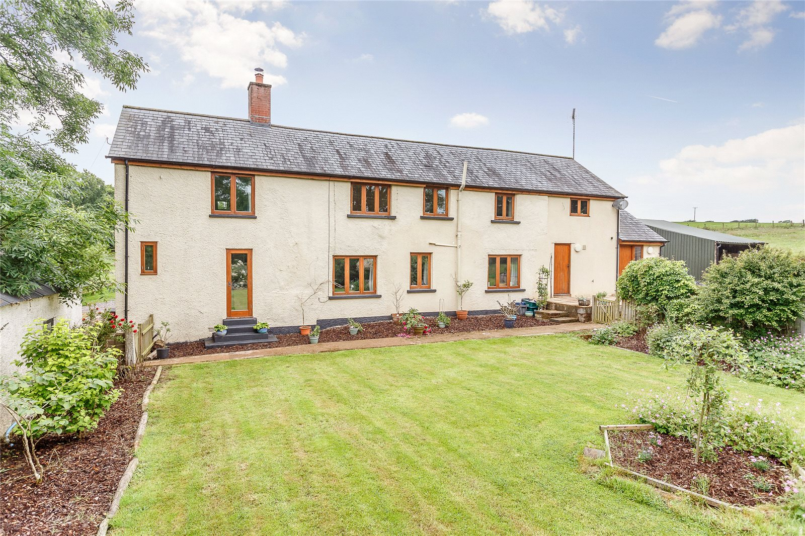 Additional photo for property listing at Oakford, Tiverton, Devon, EX16 Tiverton, Inglaterra