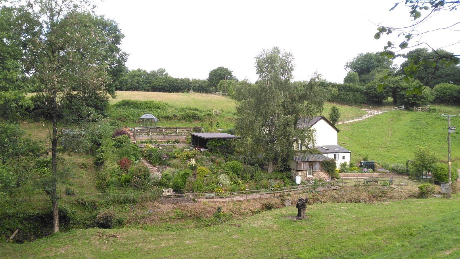 Einfamilienhaus für Verkauf beim Way Village, Tiverton, Devon, EX16 Tiverton, England