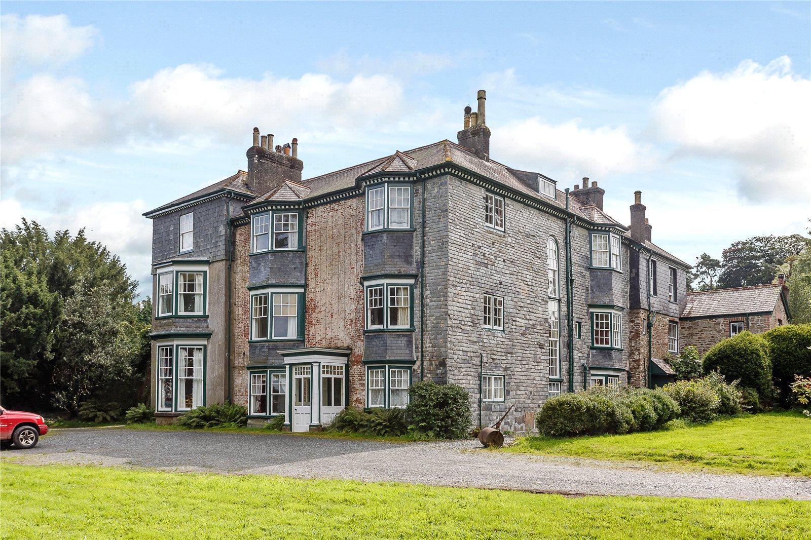 独户住宅 为 销售 在 Rumleigh, Bere Alston, Yelverton, Devon, PL20 Yelverton, 英格兰