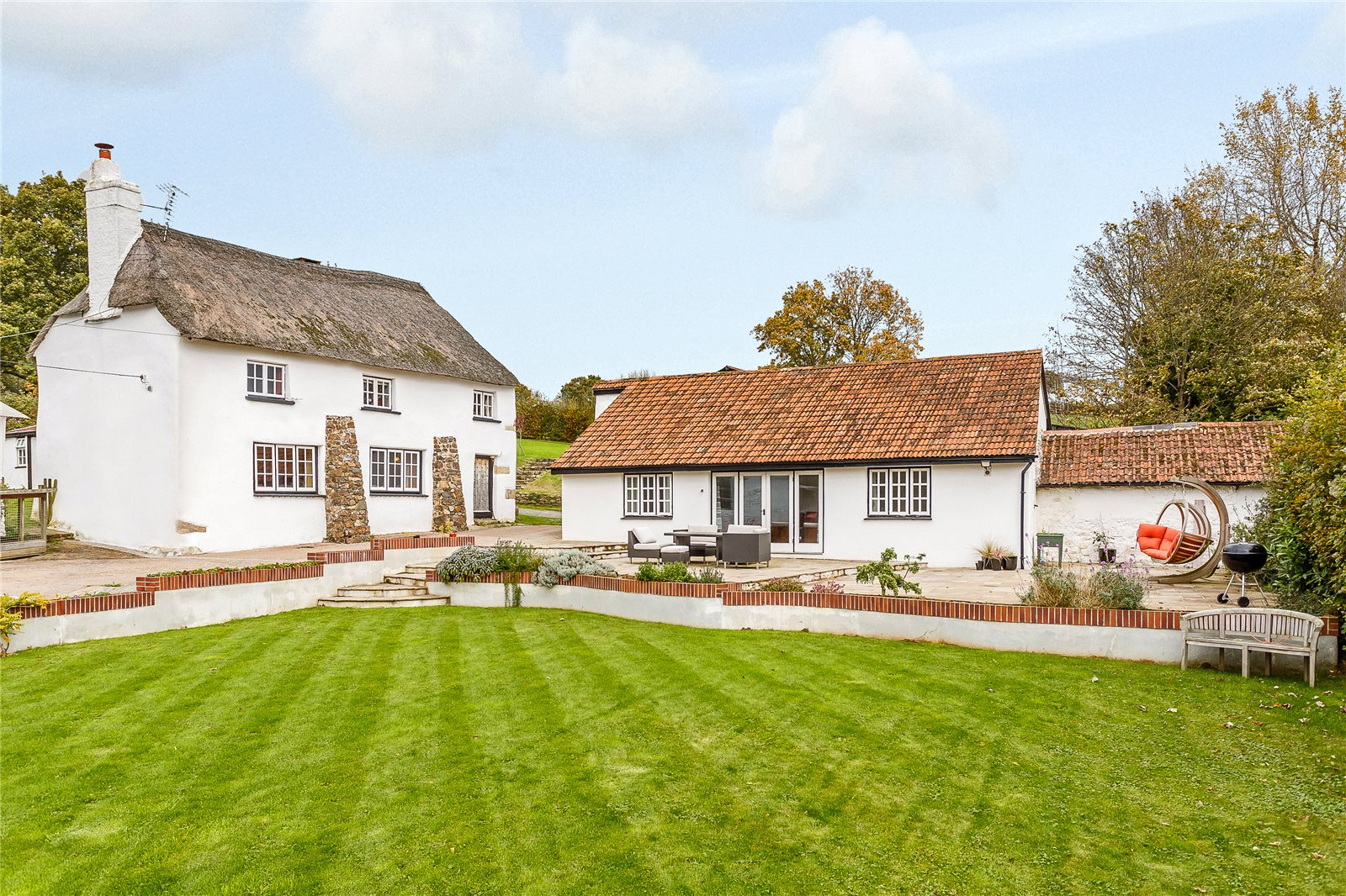 Single Family Home for Sale at Doddiscombsleigh, Exeter, Devon, EX6 Exeter, England