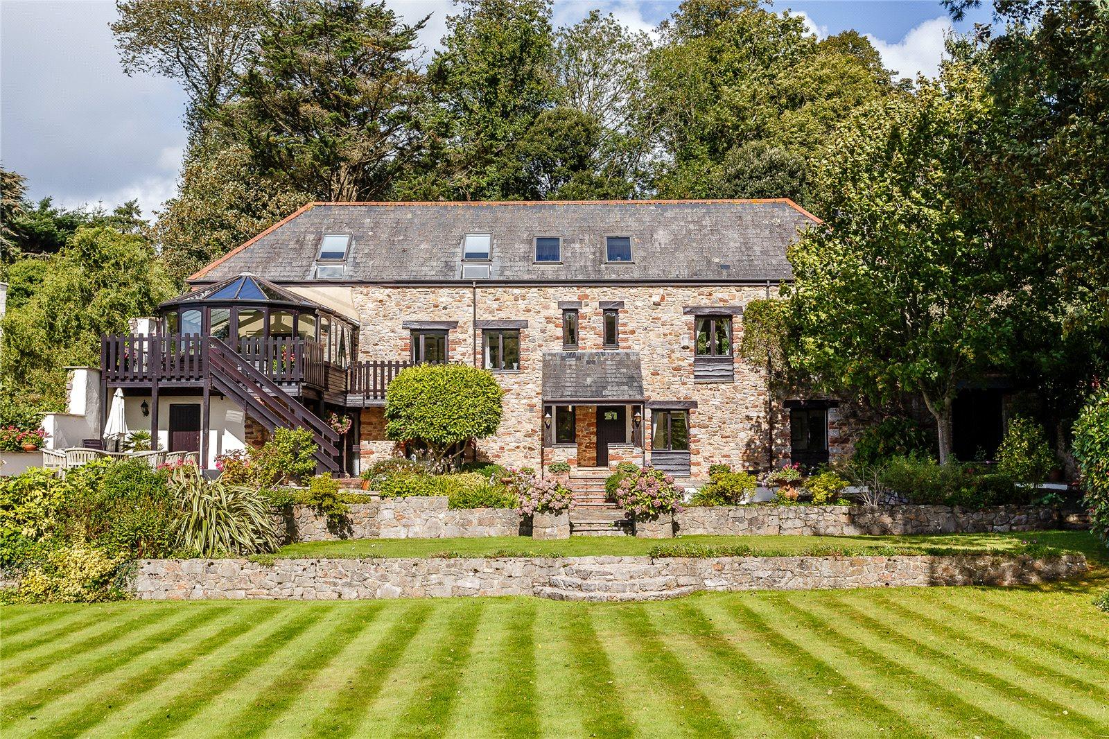 独户住宅 为 销售 在 Coffinswell, Newton Abbot, Devon, TQ12 Newton Abbot, 英格兰