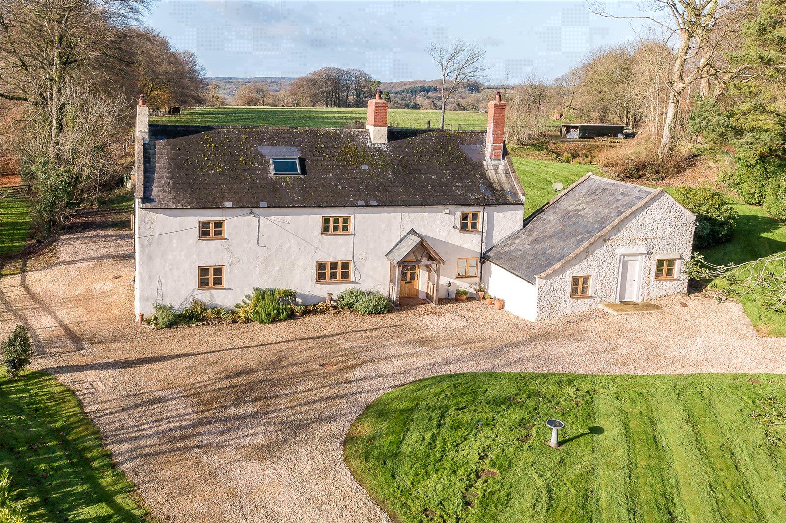 Tek Ailelik Ev için Satış at Churchstanton, Taunton, Somerset, TA3 Taunton, Ingiltere