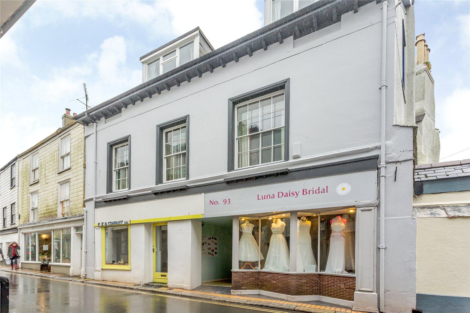 独户住宅 为 销售 在 High Street, Totnes, Devon, TQ9 Totnes, 英格兰